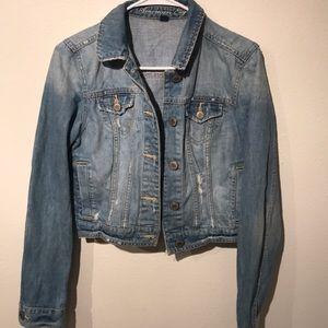 American Eagle Outfitters Jackets & Coats - Women's Jean jacket